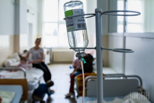 Понад півтисячі хворих на кір зареєстровано на Буковині