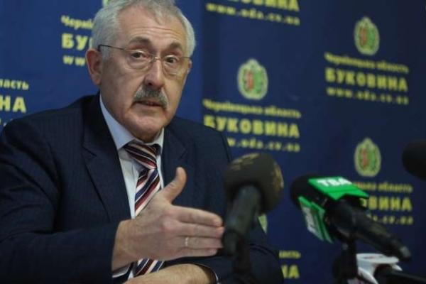 Чернівеччина - восьма серед регіонів України