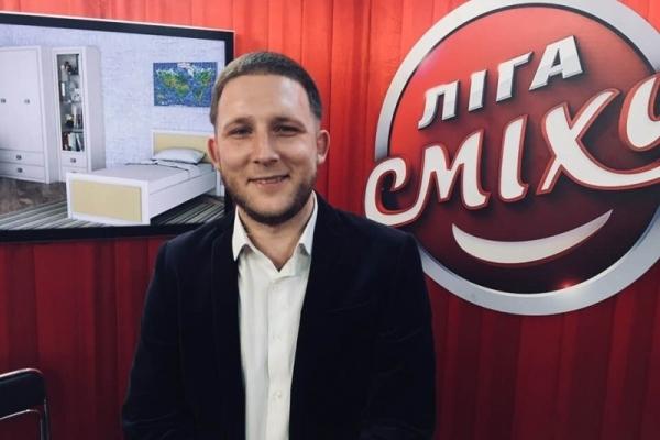 Радіоведучий з Буковини спробує себе в шоу «Ліга сміху» (Фото)
