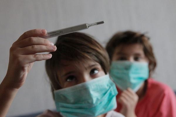 У деяких школах міста через захворюваність на ГРВІ призупиняється учбовий процес