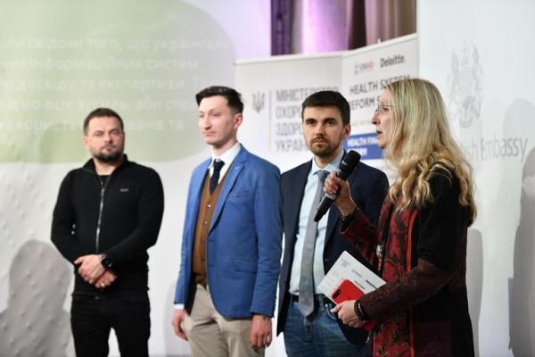 «Електронне здоров'я» добереться до Буковини