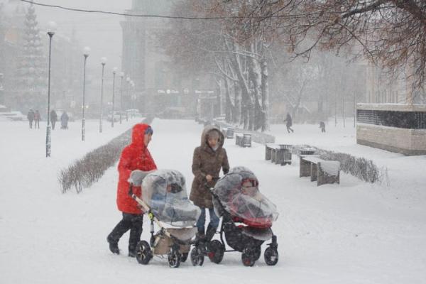 На Буковині очікуються складні погодні умови