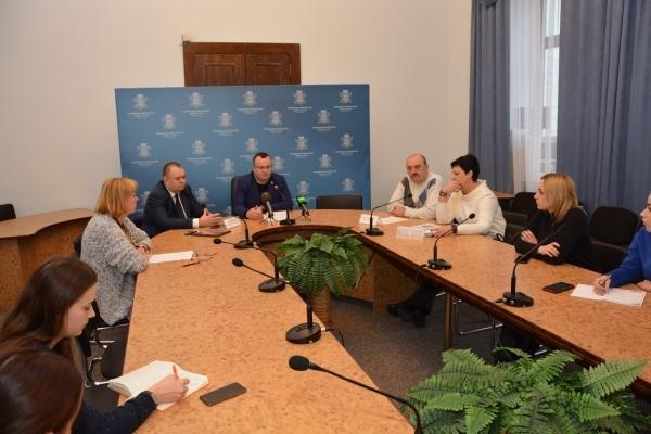 Центр Чернівецької області матиме сучасне вуличне освітлення
