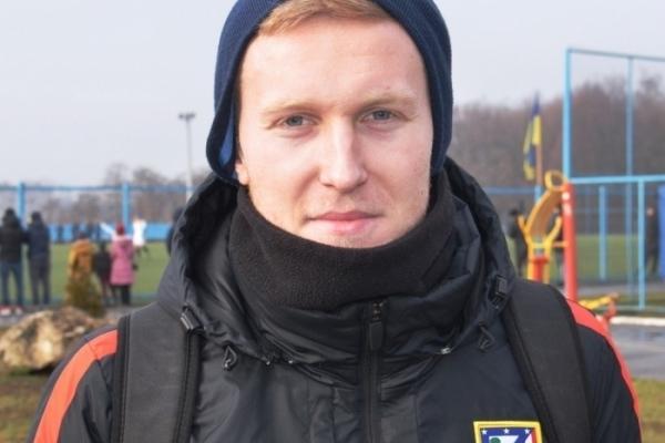 Уродженець Кельменців Чернівецької області гратиме за естонську футбольну команду (Фото)