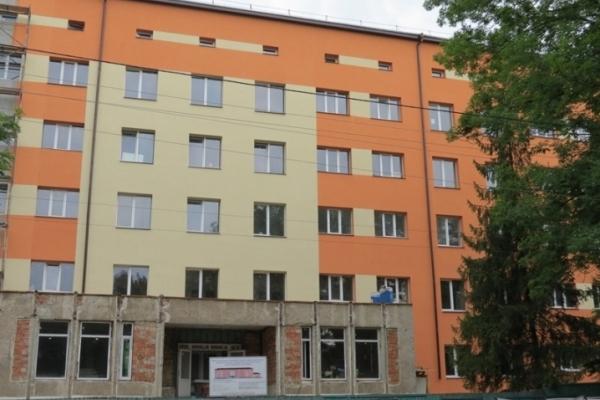 Чернівецький перинатальний центр на дотаткові роботи потребує понад десять мільйонів гривень