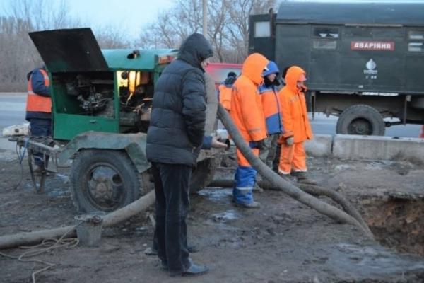 Садгора петерпає без води