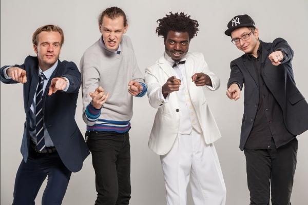 Інтернаціональний гурт «Le Cœur» виступить у Чернівцях