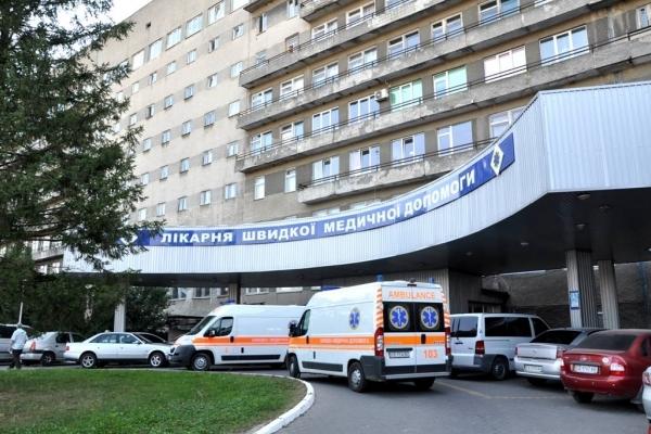 Олександр Грушко розповів про реконструкцію лікарні у Чернівцях