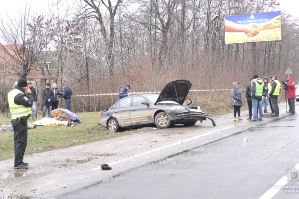 В мережі оприлюднили відео смертельної аварії на Буковині