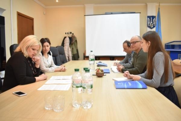 Працевлаштування буковинок зацікавило представників місії ОБСЄ