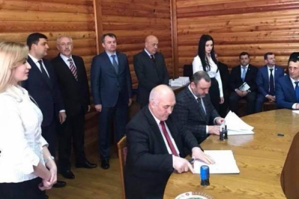 Перші дві ОТГ Буковини отримали землі у комунальну власність (Відео)