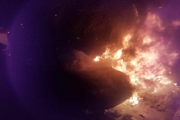 У Чернівцях спалили машину активіста руху Стоп корупції