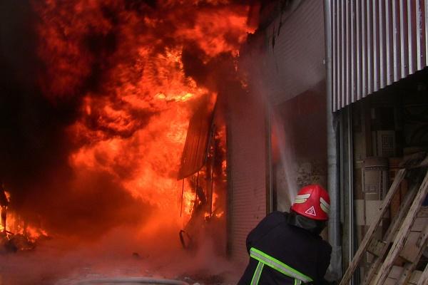 На Чернівеччині у пожежі загинула пенсіонерка (Відео)
