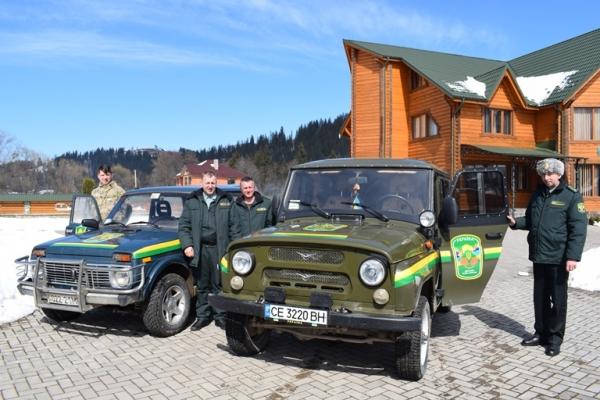 На Буковині патрулюють лісомисливське господарство (Фото)