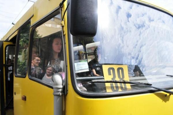 У Чернівцях частково змінять автобусний маршрут № 38