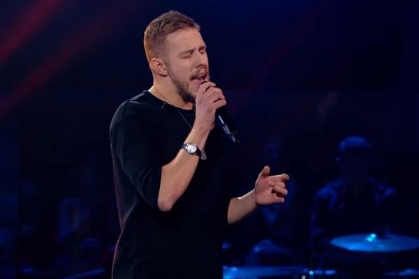 Андрій Рибарчук із Чернівців пройшов до останнього етапу шоу «Голос країни» (Відео)