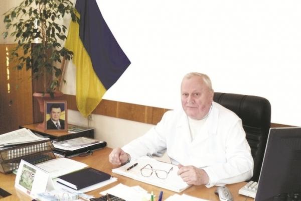 В Чернівцях вирішили змінити головного лікаря обласної лікарні