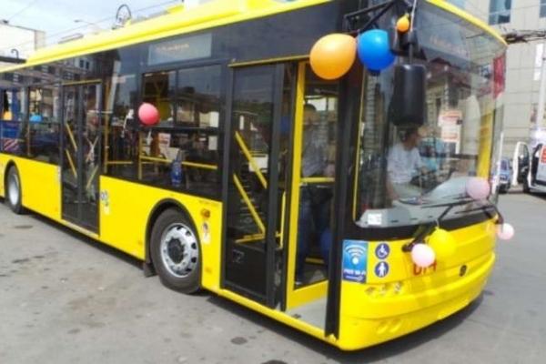 За яким маршрутом курсуватиме новий чернівецький тролейбус № 11