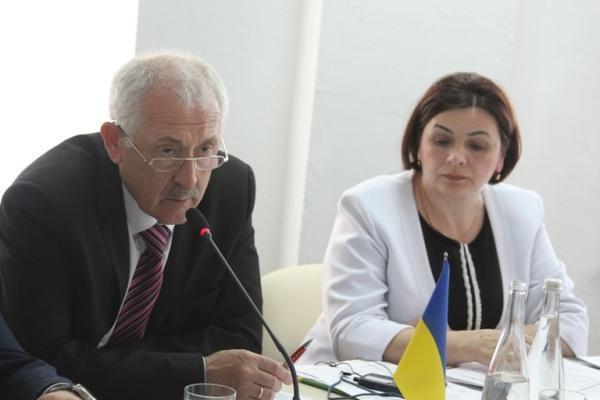 На Буковині обговорили стратегію розвитку «SMURD»