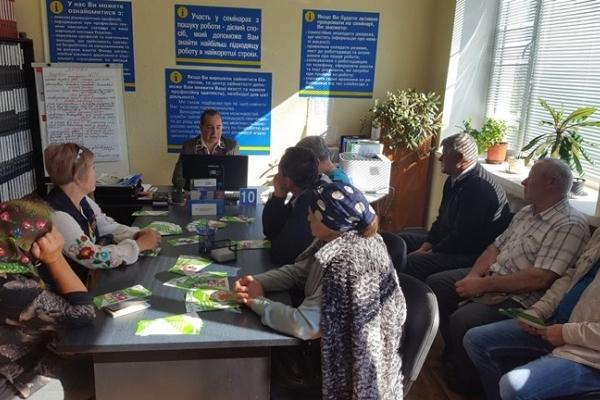 Школа майбутнього пенсіонера навчає буковинців дбати про власне майбутнє