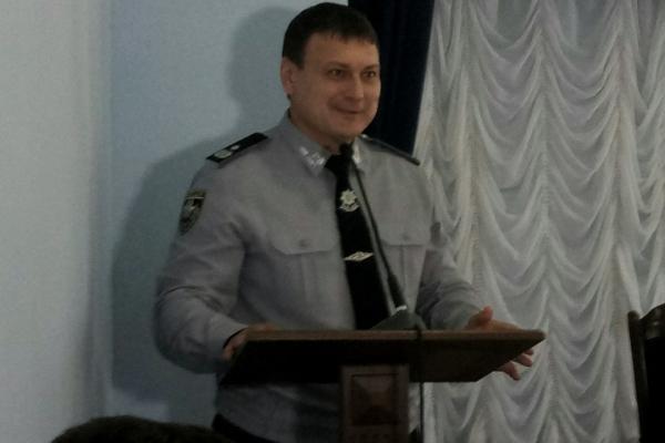 Поліцією Буковини керуватиме наближений до міністра МВС Анатолій Дмитрієв (Фото)