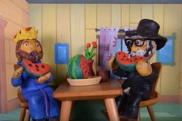 Юні чернівчани створюють мультфільми з пластиліну (Відео)
