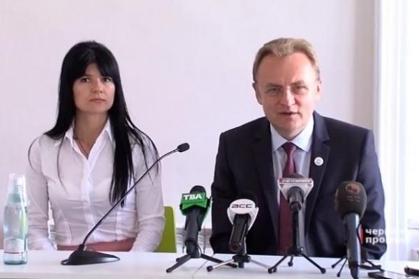 Садовий у Чернівцях: кожен почув від лідера «Самопомочі», що хотів (Відео)