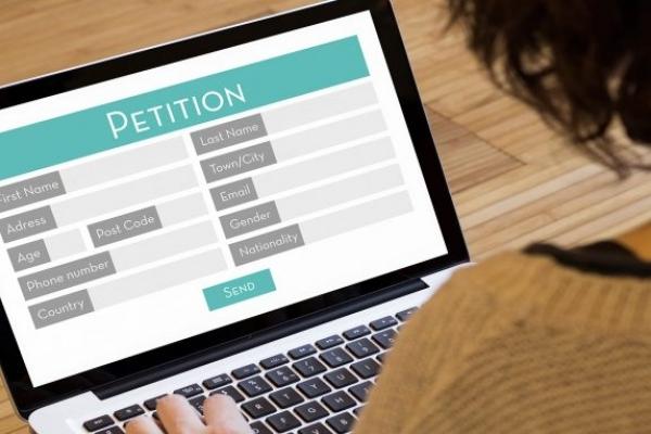 Чернівчани підтримали голосами ще одну електронну петицію