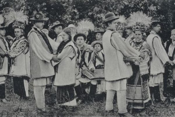 Мешканці Буковини на фото початку ХХ століття