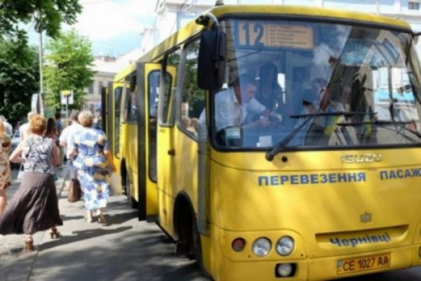 У слід за тролейбусами пільговий проїзд відновили у маршрутках