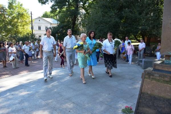 На Буковині вшановують 184-ту річницю від дня народження Юрія Федьковича