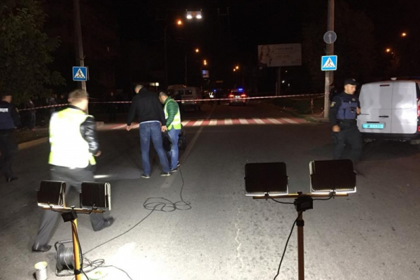 У Чернівцях трапилась ДТП, є загиблі (Фото)