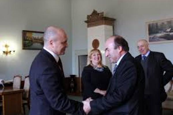 Відділ інвестицій та міжнародних зв'язків міської ради Чернівців має нового начальника