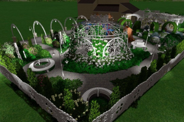 На Буковині хочуть створити сучасний сквер (Фото)