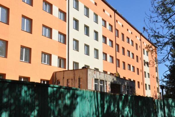 На Буковині хочуть завершити будівництво перинатального центру