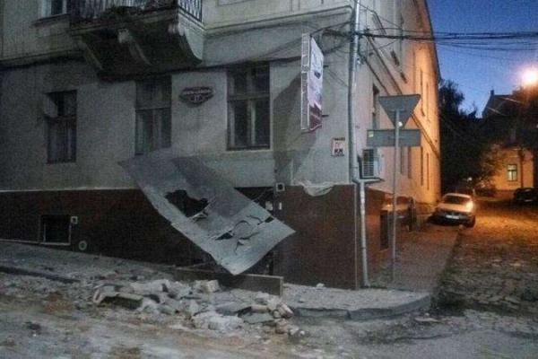 Понад 160 будинків у Чернівцях перебувають в аварійному стані