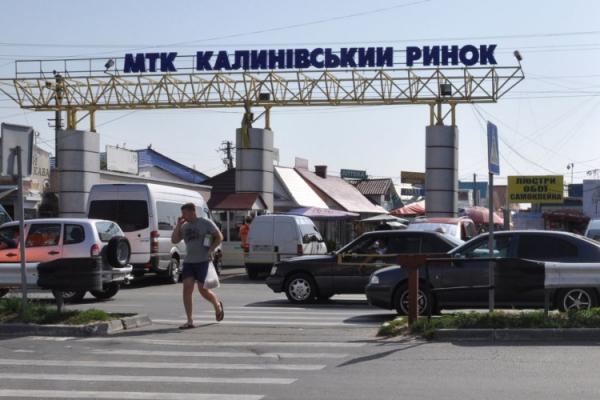 Чи буде парковка на «Калинівському ринку» у Чернівцях?