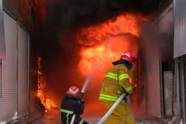 Від початку року в Чернівцях виникло понад 200 пожеж