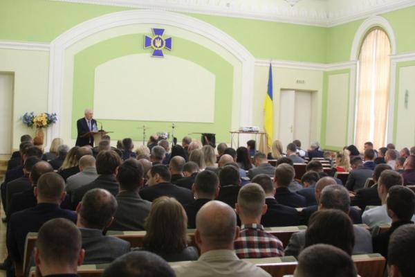 Олександр Фищук нагородив представників СБУ