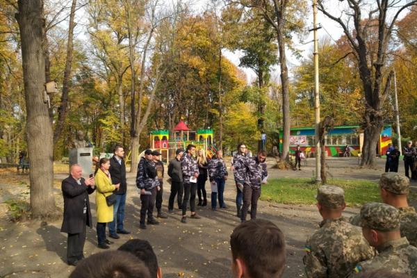 Для буковинської молоді провели історичну військово-патріотичну гру