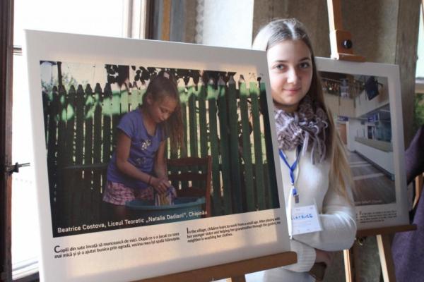 Діти Чернівецької області та Республіки Молдова підготували фотовиставку