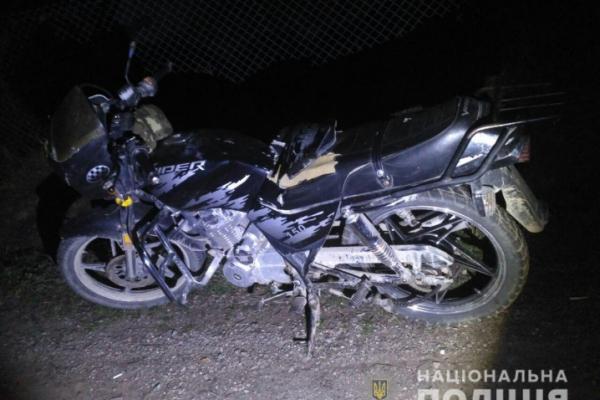 На Буковині у ДТП загинув мотоцикліст