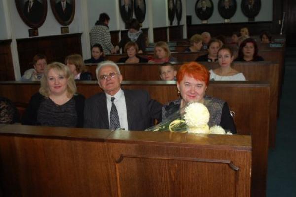 Секретар Чернівецької міської ради привітав працівників соціальної сфери