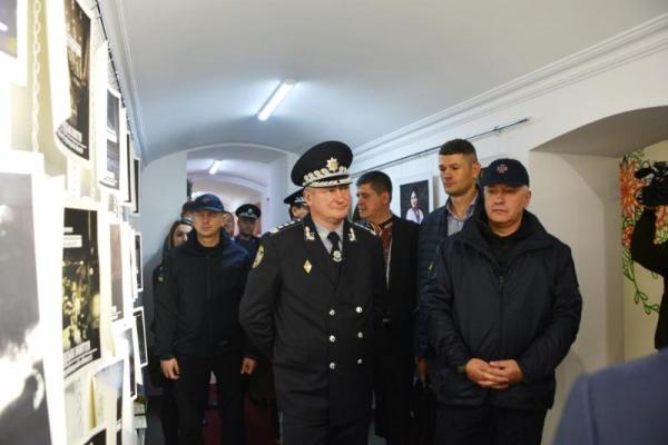 Міністр МВС України відвідав Чернівці