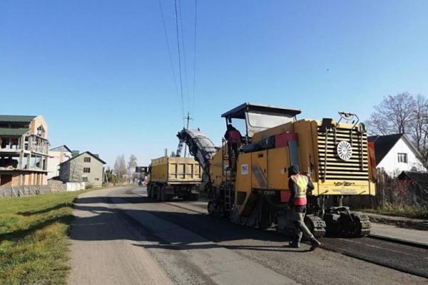 Розпочалися ремонтні роботи на автомобільній дорозі «Чернівці-Вашківці-Путила-КПП «Руська»