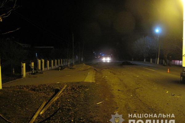 У поліції розповіли подробиці зіткнення автівки та підводи на Буковині (Фото)