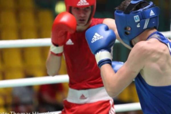 Буковинець став срібним призером боксерського чемпіонату України серед молоді
