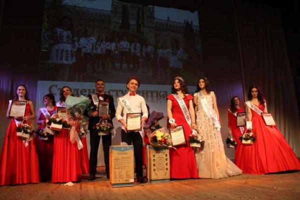 На Буковині обрали кращих студентів ЧНУ 2018-го року (Фото)
