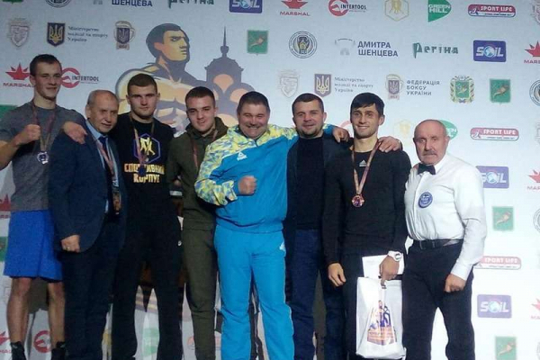Буковинець Степан Грекул став Чемпіоном України серед чоловіків (Фото)