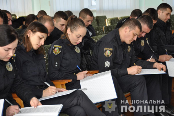 На Буковині поліцейські готуються до посиленої боротьби з домашнім насиллям (Фото, відео)